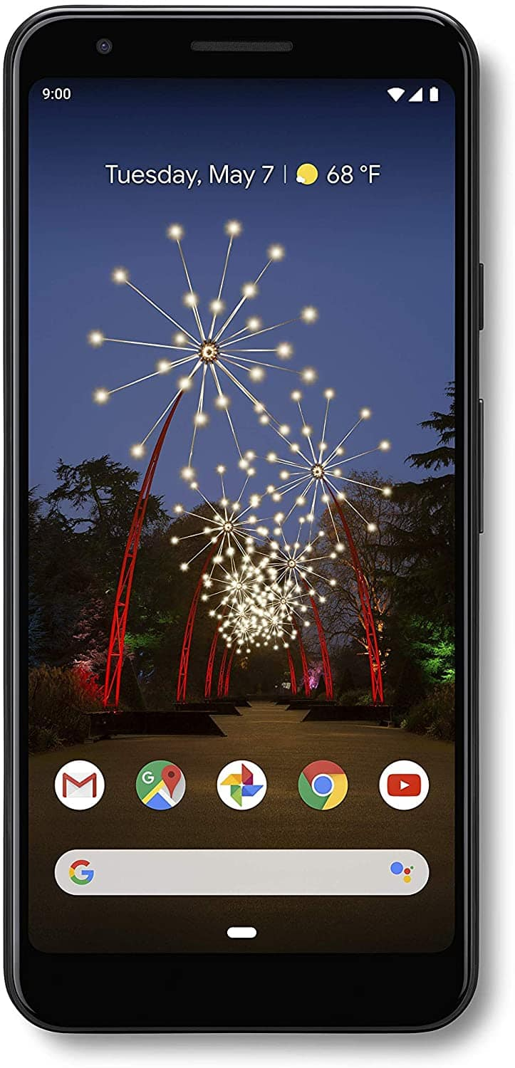 Google - Pixel 3a 64GB Cell Phone (Unlocked) $279 + Free Shipping (Amazon)