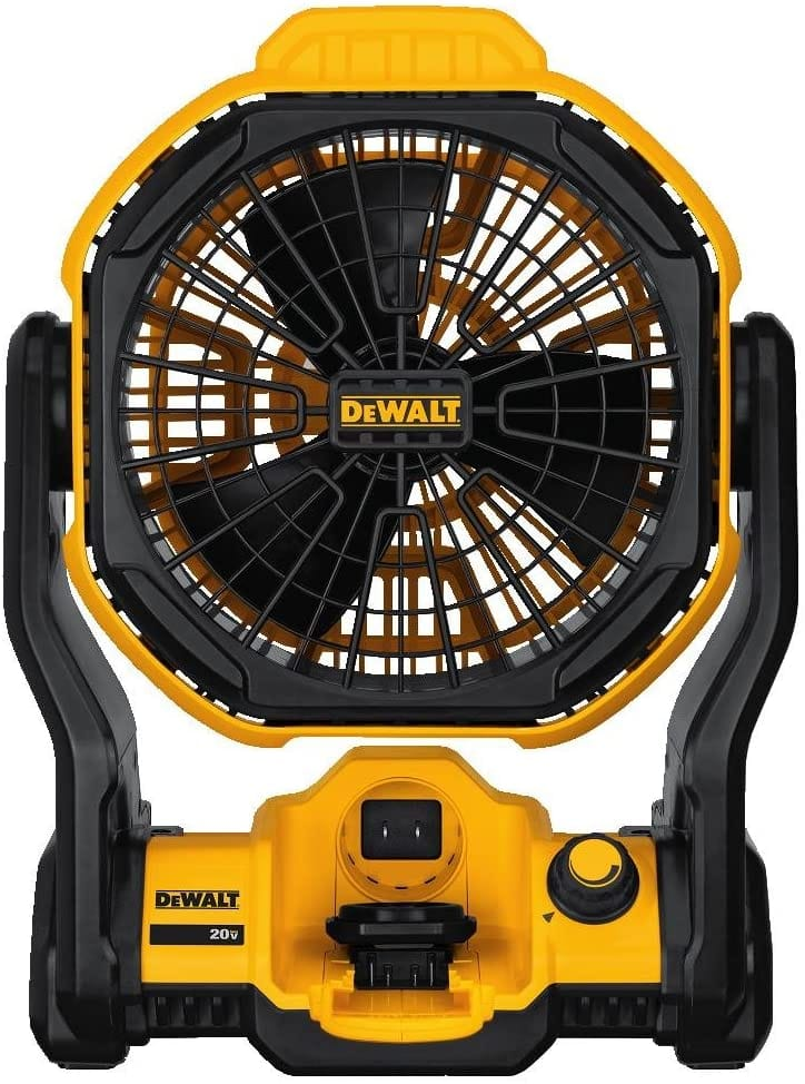 DEWALT 20V MAX Cordless Fan, 11-Inch, Tool Only (DCE511B) $79