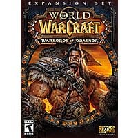 Newegg Deal: World of WarCraft: Warlords of Draenor PC Game $35 after google wallet discount @ Newegg.com