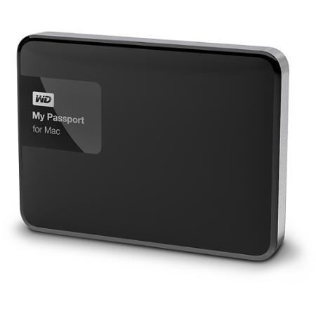 WD My Passport (For Mac - Reformat for Windows Use) 1TB HDD - $35 + Tax - Walmart YMMV