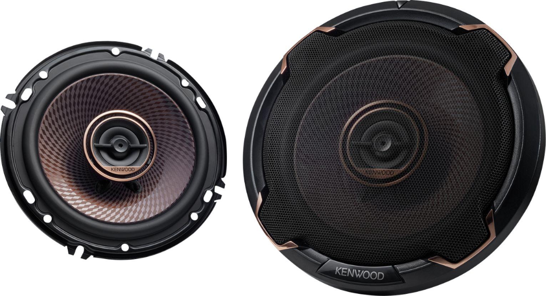 """Kenwood - 6-1/2"""" 2-Way Car Speaker - Black $39.99"""