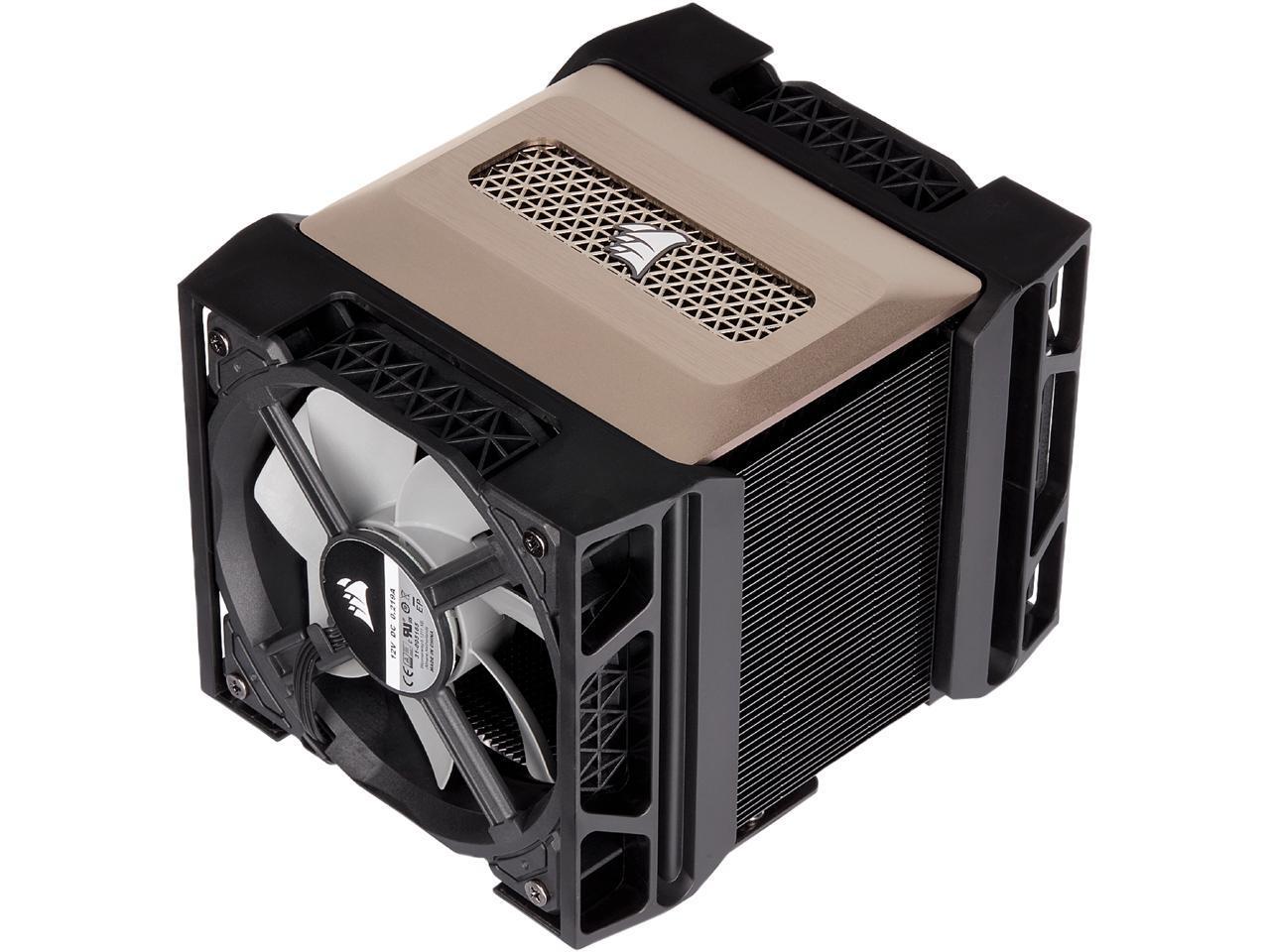 CORSAIR A500 High Performance Dual Fan CPU Cooler @Newegg (AR) $30