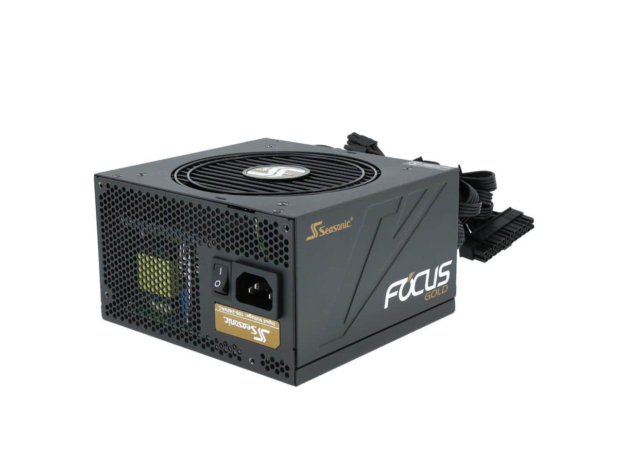 Seasonic FOCUS GM-750 750W 80+ Gold Semi-Modular Power Supply $66AR @Newegg also 650W Core GM-650 / $51 AR
