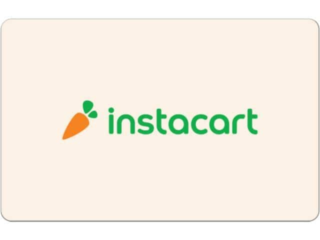 $100 Instacart eGift Card $90 (Email Delivery) @Newegg