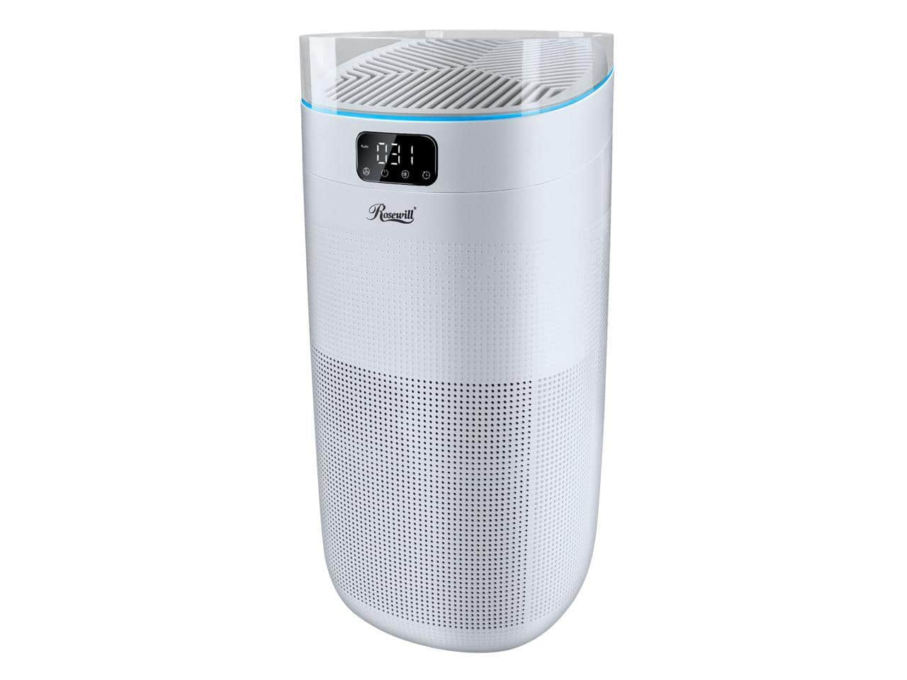 Rosewill True HEPA Large Room Air Purifier For Home or Office   Carbon Filter   UV Light   (RHAP-20001) @Newegg $80