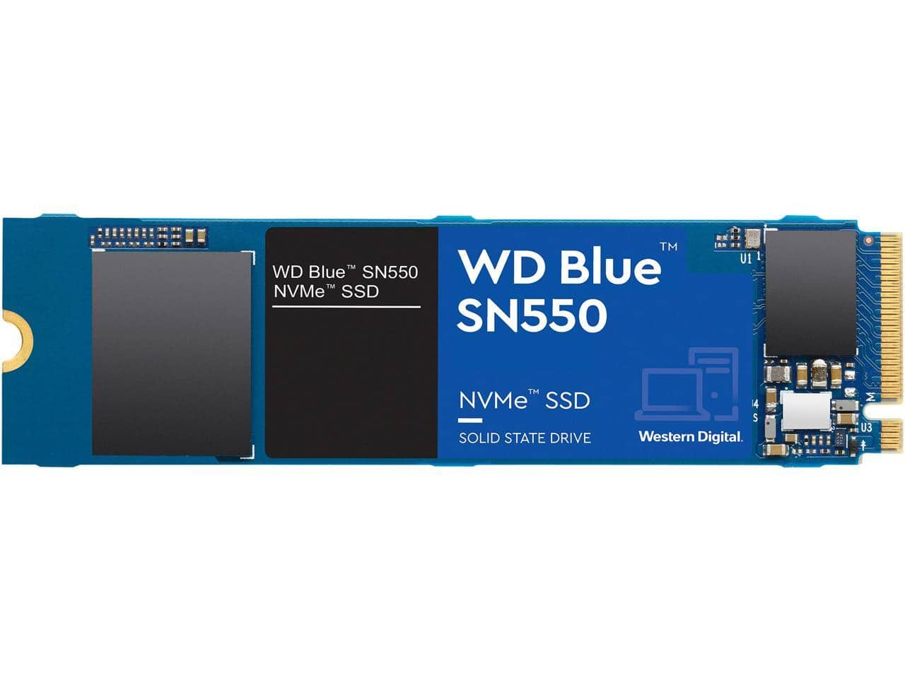 500GB WD Blue SN550 NVMe SSD @Newegg $50