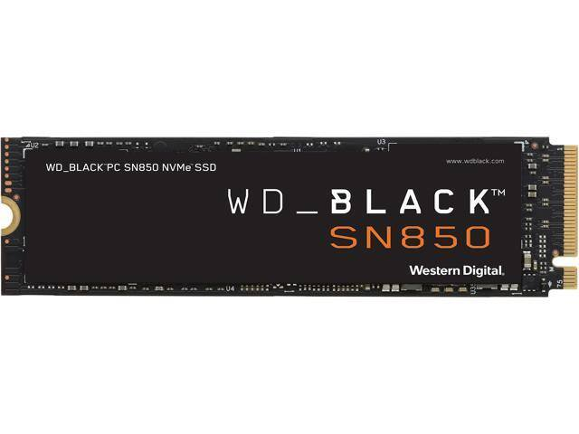 1TB BLACK SN850 Gen4 NVMe SSD @Newegg $172