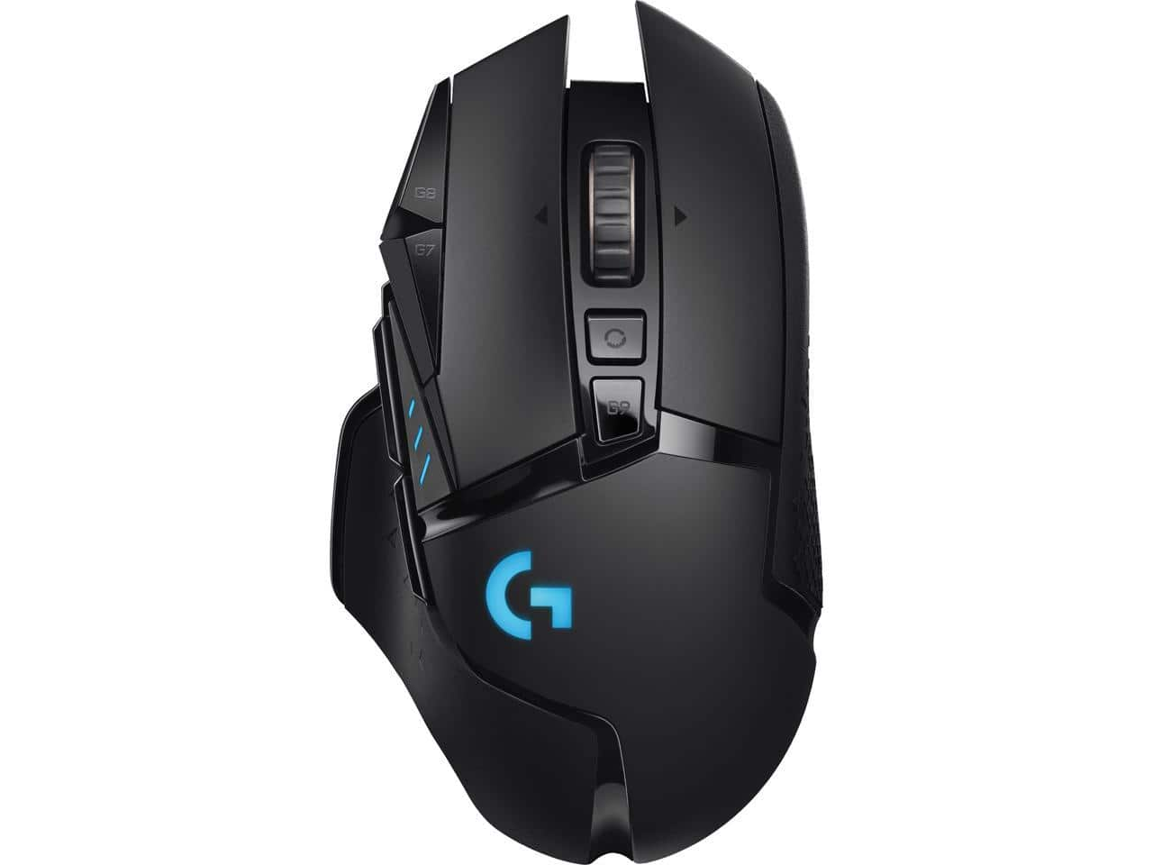 Logitech G502 LIGHTSPEED Wireless Gaming Mouse $95 @Newegg (Amazon also)