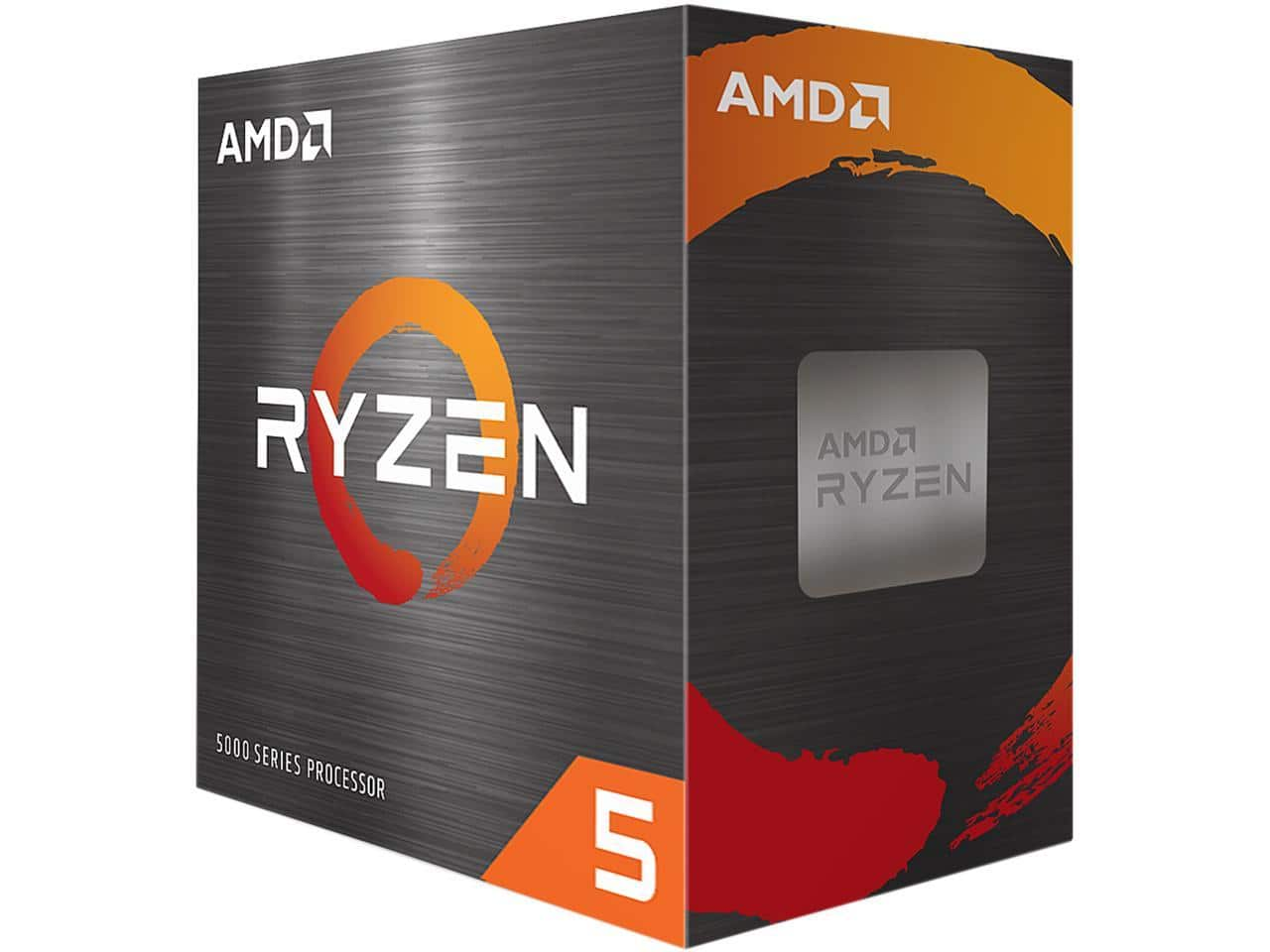 Microcenter Stores: AMD Ryzen 5 5600X 3.7GHz 6-Core AM4 Processor @Newegg $290