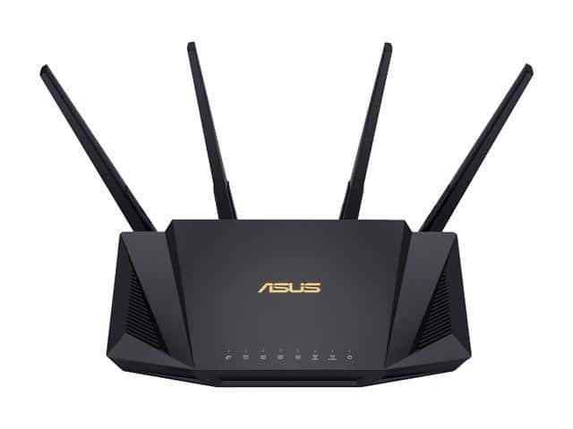 ASUS RT-AX3000 Dual Band WIFI Router @Newegg $150