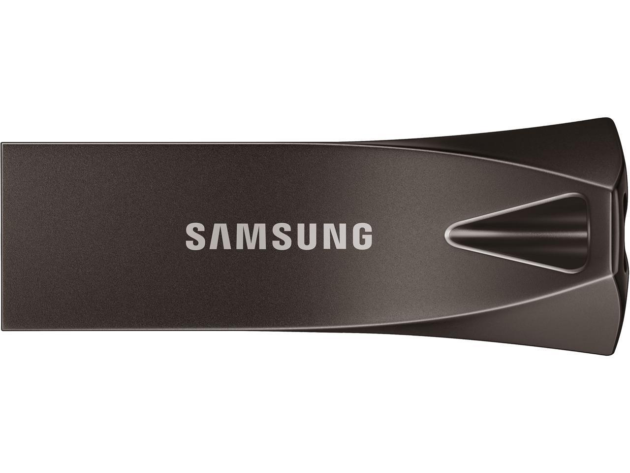128GB Samsung Bar Plus USB 3.1 Flash Drive  @newegg $18