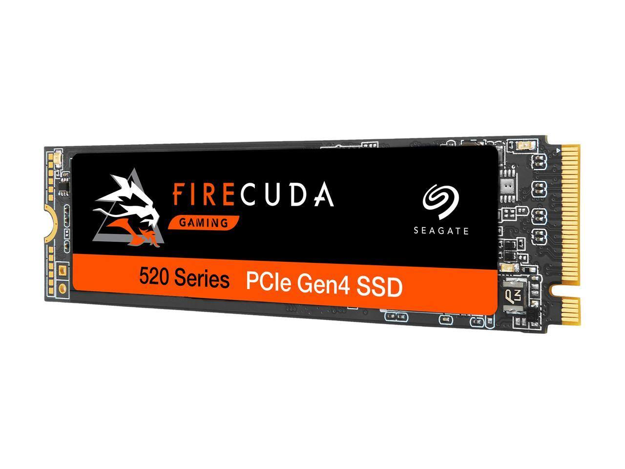 15% off select SSDs @Newegg: 1TB Seagate Firecuda 520 Gen4 NVMe SSD $170; 1TB Crucial P5 / $102; 1TB MX500 / $85; 1TB Samsung T7 Ext / $128; 960GB Team CX1 / $70.55 + more