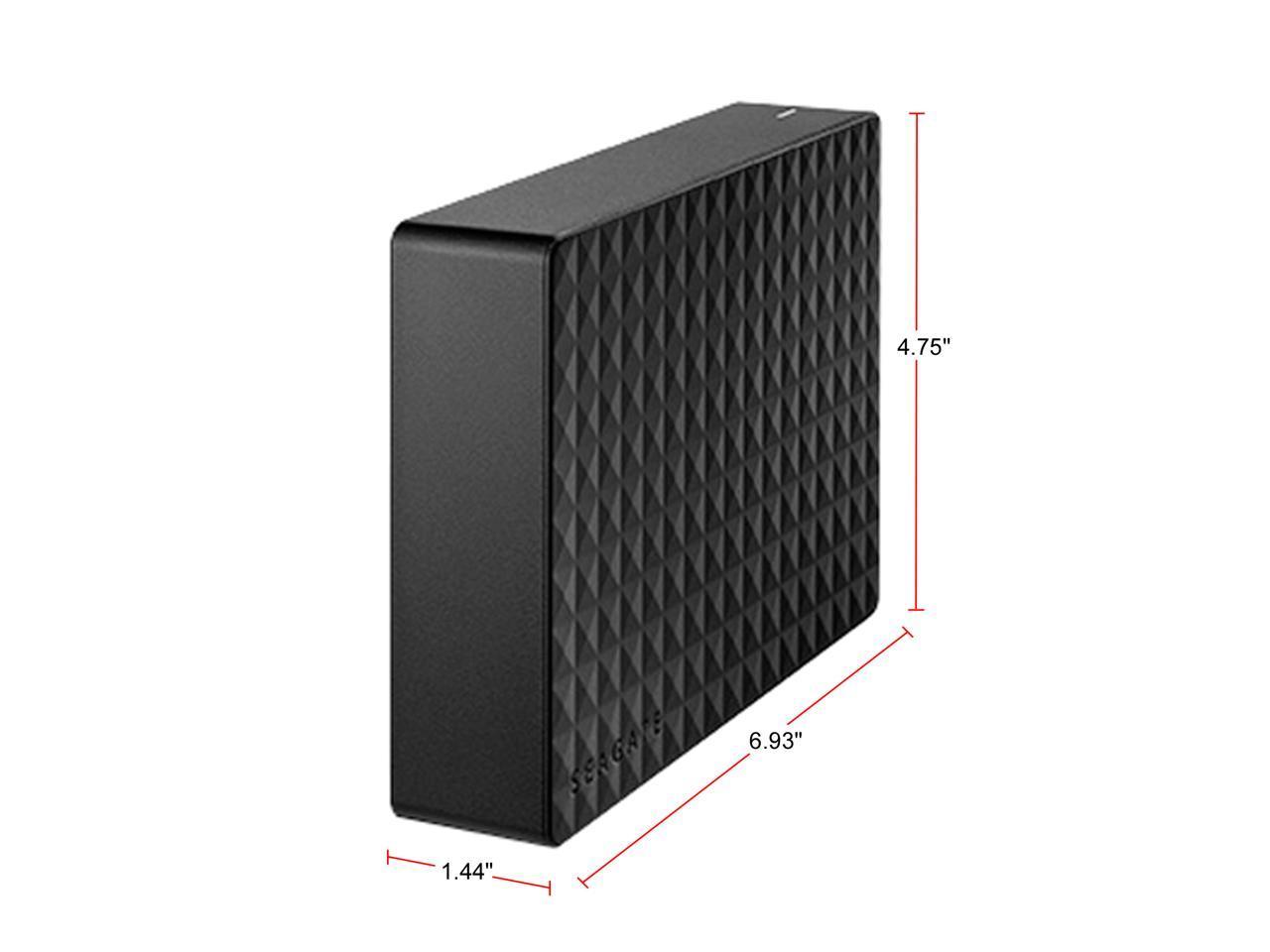 12TB Seagate Expansion Desktop Hard Drive $260