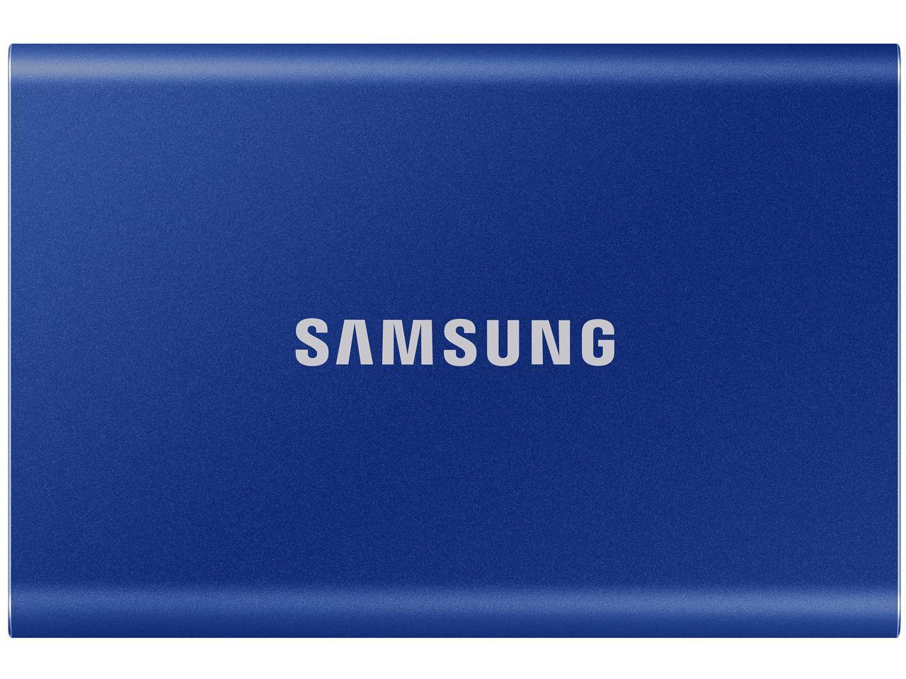 500GB SAMSUNG T7 Portable SSD @Newegg $59.49