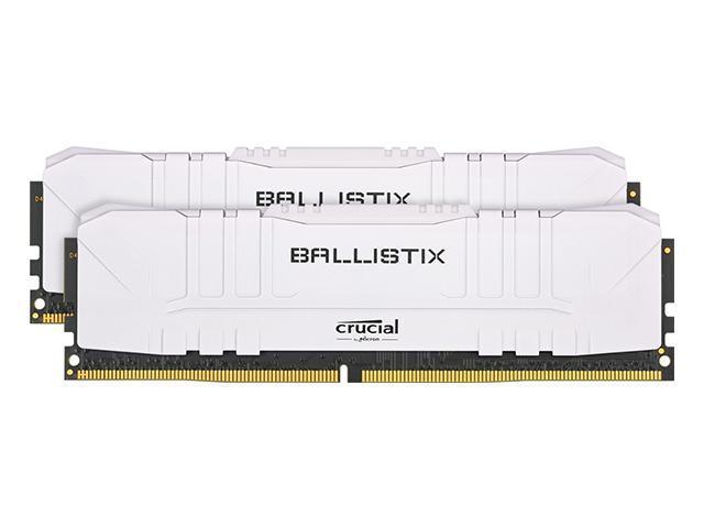 32GB (2x 16) Crucial Ballistix 3000 Desktop RAM Kit $121 @Newegg  (also 15% off select RAM) 32GB (2x 16) DDR4 2666 SO-DIMM $124 and more