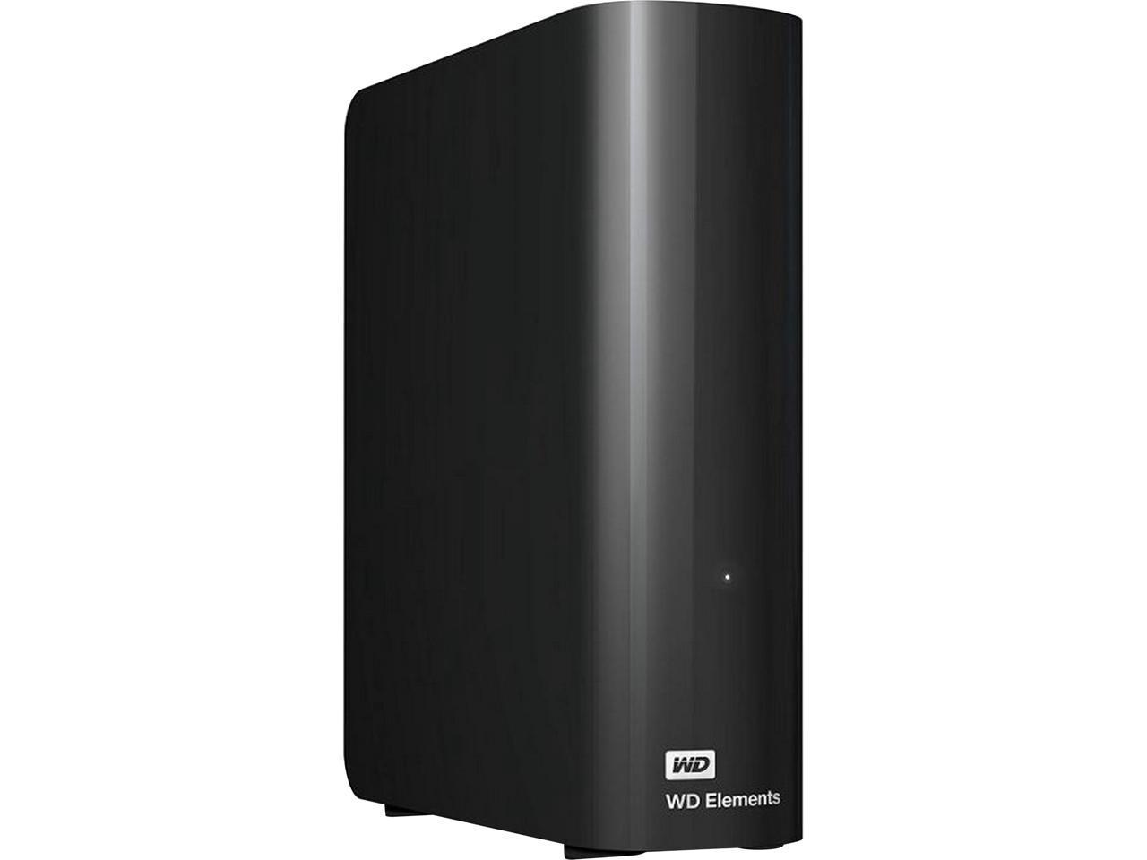 14TB Western Digital WD Elements External USB 3.0 Desktop Hard Drive (Black) $240 at Newegg