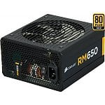 CORSAIR RM Series RM550 550W 80 PLUS GOLD Modular Power Supply $61AR(V.Me) @Newegg 1PM PT