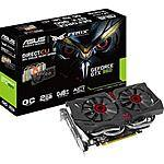 ASUS STRIX GeForce GTX 960 2GB 128-Bit GDDR5 Video Card - $169AR  @Frys (w/emailed code) Inland ProHT 6' Cable $1