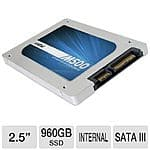 Crucial M500 Series 960GB SSD $290 @TigerDirect (w/Paypal checkout)