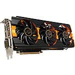 SAPPHIRE 100361-4L Radeon R9 290X 4GB 512-Bit GDDR5 PCI Express 3.0 Tri-X OC Video Card $280AR@NewEgg