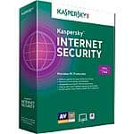Kaspersky Internet Security 2015 - 3PCs Free after rebate (w/emailed code)