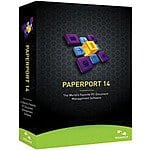 Nuance Paperport 14 Software FAR @Frys (w/emailed code)