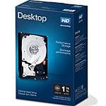 "1TB WD Black 3.5"" Internal Hard Drive $59 @Frys (w/emailed code)"