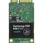 500GB Samsung 850 EVO mSATA SSD (MZ-M5E500BW) or m2 SSD $179@ Frys (w/emailed code)