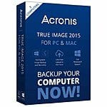 Acronis True Image PC/Mac 3-PC $15AR (or $10 w/emailed code) @Frys
