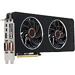 XFX R9-280X-TDFD Radeon R9 280X 3GB 384-Bit GDDR5 Double Dissipation Edition Video Card $180AR@Newegg