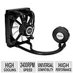 Antec Kuhler H2O 650 Liquid CPU Cooler $30AR @TigerDirect