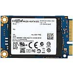 Mushkin ECO2 120GB SSD + 2TB WD Black HDD Desktop Hard Drive $155, Crucial MX200 mSATA 250GB Internal SSD $93 @Newegg