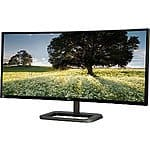 "LG 34UC87M-B Black 34"" IPS Curved Monitor 3440 x 1440 5ms (GTG) $849.47AC @Newegg"