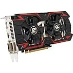 PowerColor TurboDuo Radeon R9 285 AXR9 285 2GBD5-TDHE 2GB Video Card $155AR @Newegg