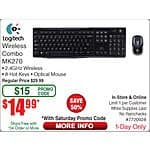 Kaspersky Total Security 2016 (3 Devices / 1 Year) FAR $60 Rebate(s)  @Frys w/emailed code 9/12  Sennheiser HD518 Headphones $55 Logitech MK270 Keyboard+Mouse Combo $15