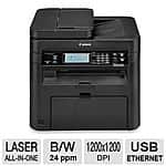 Canon imageCLASS MF216n MFC w/Fax All-in-One Laser Printer AIO  $90@ TigerDirect