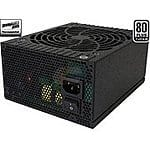 Rosewill Quark-1000, Quark Series 1000W 80plus Platinum Full Modular Power Supply $153AC @Newegg