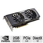 EVGA 02G-P4-2966-KR GeForce GTX 960 Gaming 2GB Video Card $180AR (170AC) @TigerDirect