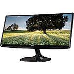 "25"" LG 25UM56-P Black 2560x1080 5ms (GTG) IPS Panel Dual HDMI LED Monitor Ultrawide $170AC@Newegg"
