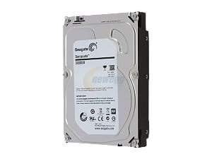 Seagate Barracuda 7200.14 ST3000DM001 3TB 7200 RPM 64MB Cache SATA 6.0Gb/s 3.5 inch Internal Hard Drive - Bare Drive $120AC@Newegg