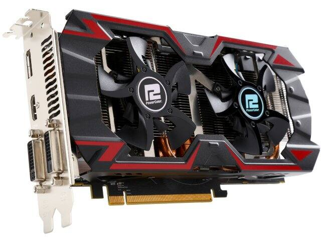 PowerColor PCS+ Radeon R9 380 4GB Video Card (AXR9 380 4GBD5-PPDHE) $151AR/AC @Newegg (mob/app)