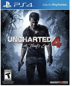 Uncharted 4: A Thief's End $47.88@Frys (w/emailed code 5/10)