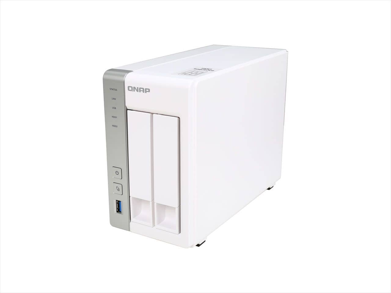 QNAP TS-231 2-Bay Personal Cloud NAS Diskless $150@NF