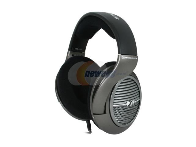 Sennheiser HD518 Over-Ear Headphones $45@Newegg