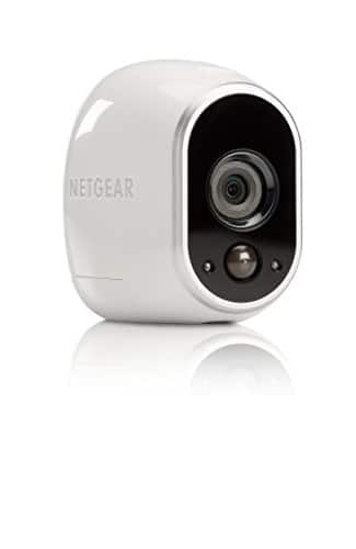 Netgear Arlo Smart Home Security Camera System - 1 HD w/Night Vision VMS3130-100NAS $144AC @Newegg