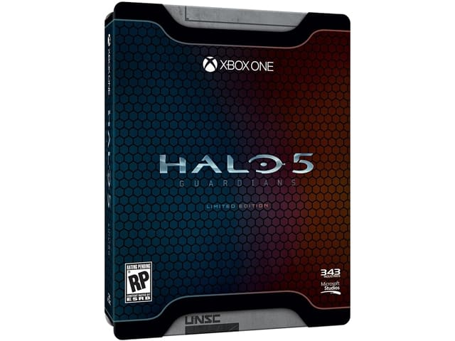 Halo 5: Guardians Limited Edition (Xbox One) $35AC@Newegg (starts 7/9)  Metal Gear Solid V: Phantom Pain $20AC; 50% off select games