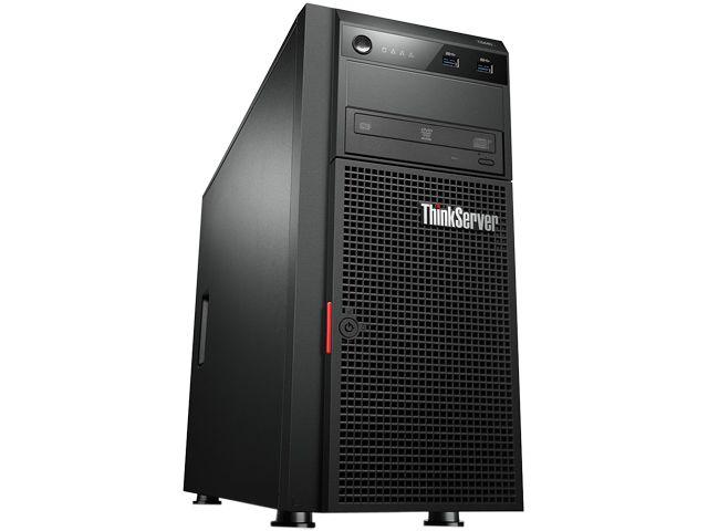 Lenovo ThinkServer TS440: Xeon E3-1226 3.30GHz, 4GB DDR3, 450W PSU $400@Newegg