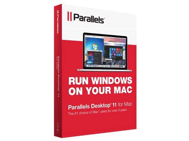 Parallels Desktop 11 for Mac + Tom Clancy's The Division (PC) $32AC @Newegg or $28AC w/o game