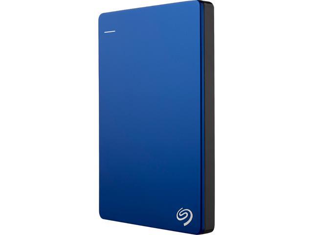 2TB Seagate Backup Plus Slim Blue Portable USB 3.0 External Hard Drive $68AC@Newegg (mobile/app) 4TB (black)  $110AC