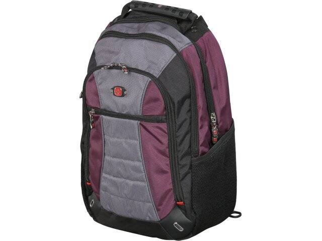 "SwissGear SKYWALK 16"" Laptop Backpack Black/Gray/Purple $20AC @Newegg Case Logic Black 11"" Laptop and iPad Slim Case $10AC"